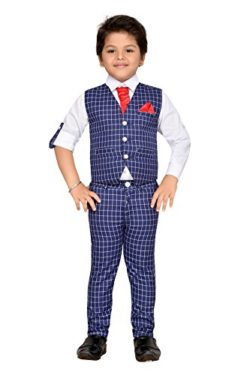 AJ Dezines Kids Indian Party Wear Clothing Sets For Boys