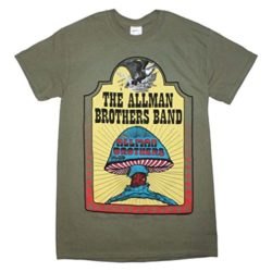 Allman Brothers Band – Hell Yeah T-Shirt by House Of Merch