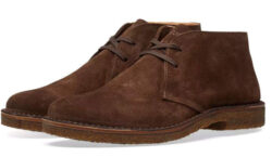 Astorflex Men's Greenflex Suede Desert Boot