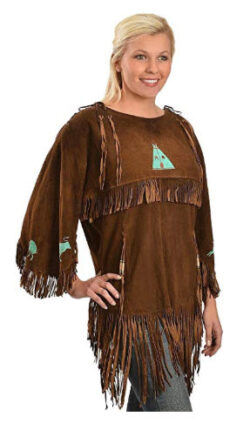 Kobler Leather Women's Picachu Fringe Shirt – Picachu
