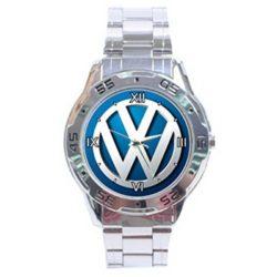 ADA051New VW Volkswagen Logo Analogue Men's Watch