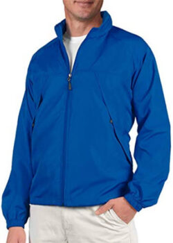 SCOTTeVEST Pack Windbreaker-19 Pockets, cobalt
