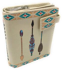 Shagwear Small Aztec Arrow Women's Wallet