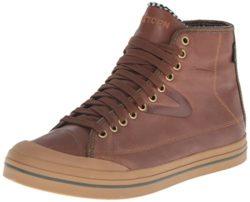 Tretorn Men's Skymra Court GTX Leather Fashion Sneaker