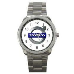 Volvo Car Automobile Logo #A Sport Metal Watch