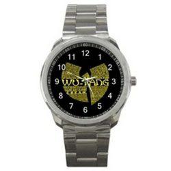 Wu Tang Clan Rap Hip Hop Logo #A Sport Metal Watch