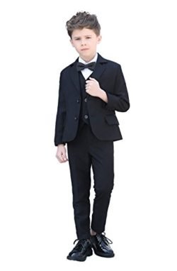 Yanlu Formal Boys Suits Set Dresswear Silm Fit Boy Suit For Weddings